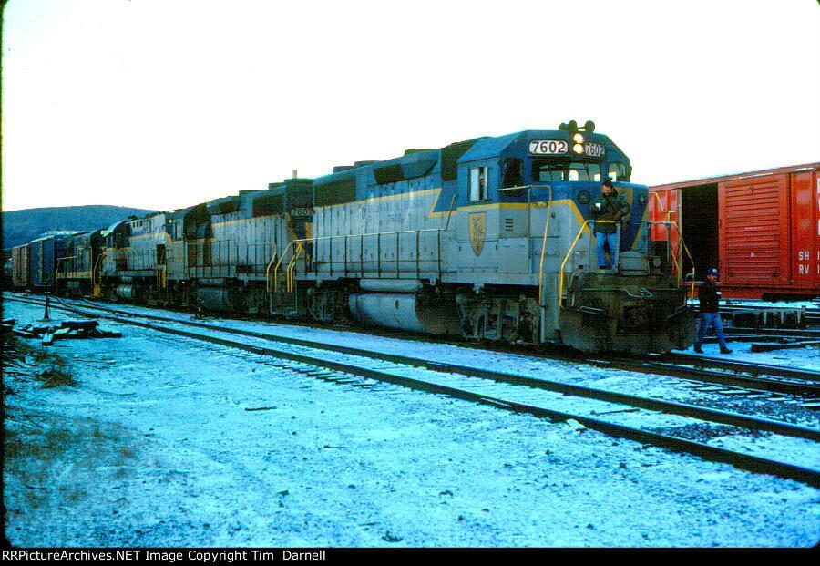 DH 7602 on BM3